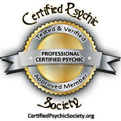 psychic society badge for sam